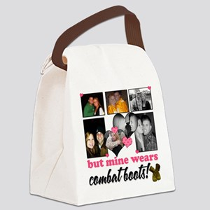 Amber CoeTote 3 Canvas Lunch Bag