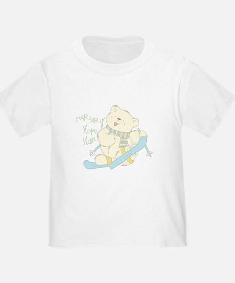 Winter Ski Bear T
