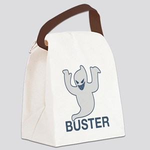 GHOST-buster Canvas Lunch Bag