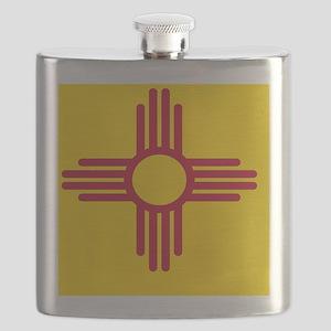 nm-flag Flask