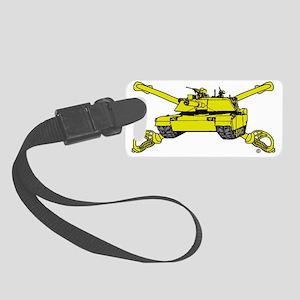 Tank- 15 Small Luggage Tag