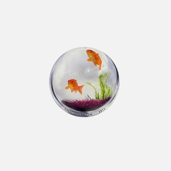 fish-600-01 Mini Button