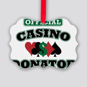 offdonator Picture Ornament