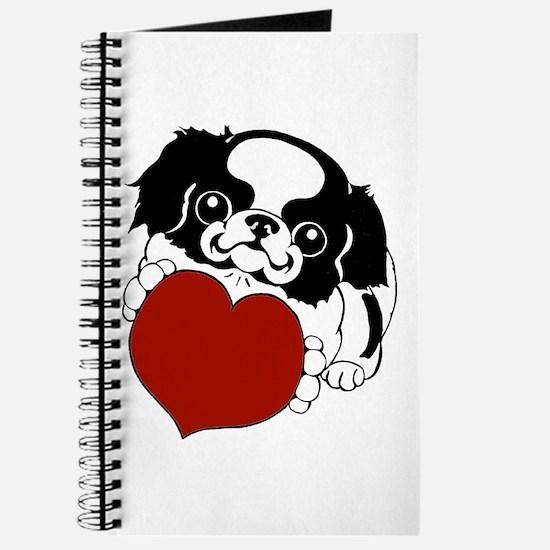 Japanese Chin Heart Journal