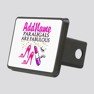 PARALEGAL DIVA Rectangular Hitch Cover
