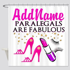 PARALEGAL DIVA Shower Curtain