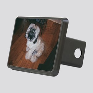 maitai posing Rectangular Hitch Cover
