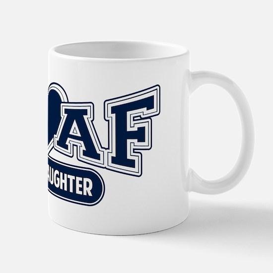 Air Force Daughter Mug