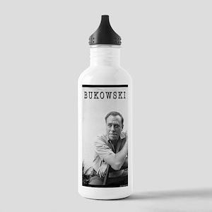 BUKOWSKI BY SAM CHERRY Stainless Water Bottle 1.0L