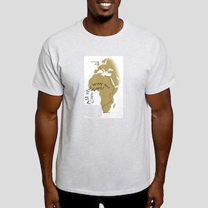 Long Way Down Light T-Shirt