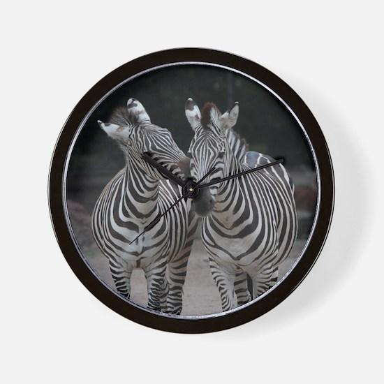 Zebra005 Wall Clock