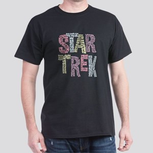 Cast Names-BLANK NO WHITE-PASTEL Dark T-Shirt