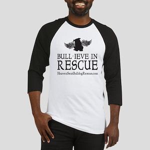 bullyfest_shirt10_black Baseball Jersey