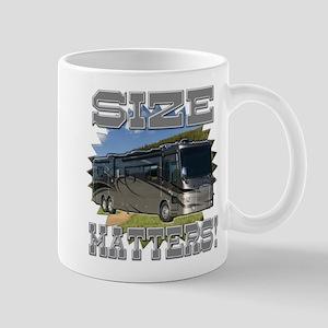 Size Matters Class A Motorhome Mugs