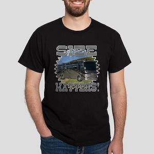 Size Matters Class A Motorhome T-Shirt