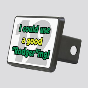 Rodgering Rectangular Hitch Cover
