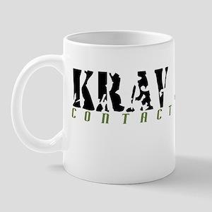 Krav Maga Combat T-shirt Mug