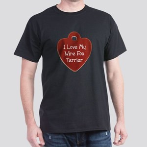 Terrier Tag Dark T-Shirt