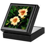 Rainy Daylily Keepsake Box