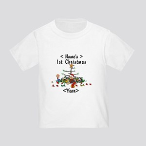 e27d4f355 Baby Christmas Toddler T-Shirts - CafePress