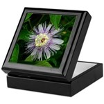 Passionflower Keepsake Box