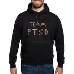 Team PTSD Hoodie (dark)