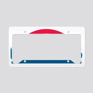 1 License Plate Holder