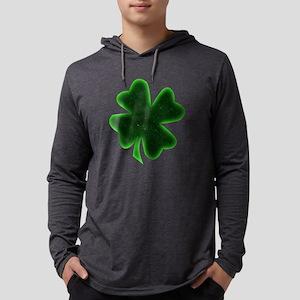 Big Shamrock - St Patrick's Da Long Sleeve T-Shirt