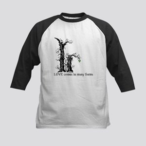Tree Lovers Kids Baseball Jersey