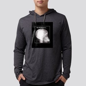 Foot in Mouth X-ray Long Sleeve T-Shirt