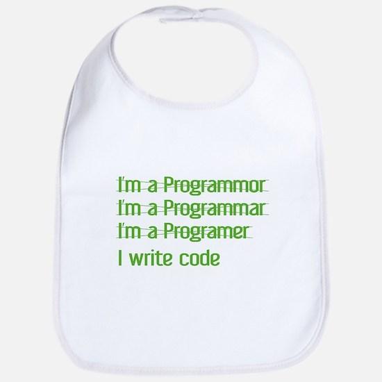 I Write Code Bib