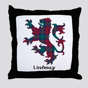 Lion - Lindsay Throw Pillow