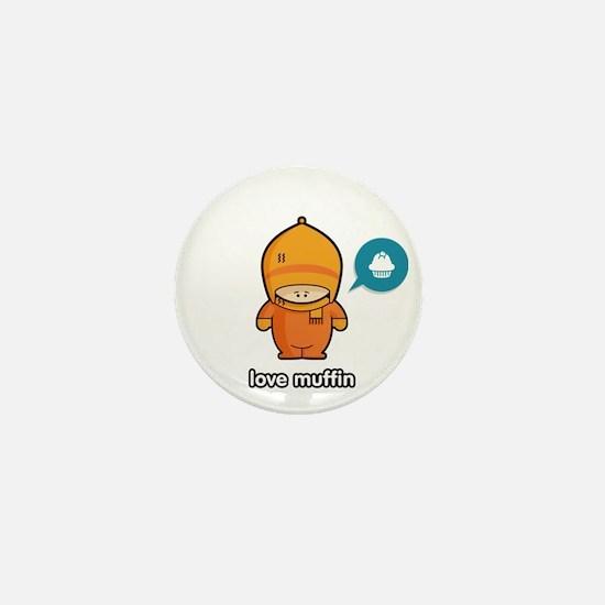 Love Muffin ORA Mini Button