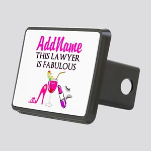 TOP LAWYER Rectangular Hitch Cover