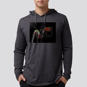 ole matador- The Bullfighter Long Sleeve T-Shirt