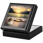 Zen Sunset Keepsake Box
