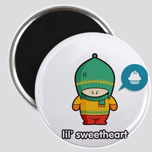 Sweet Thing GRN-RED Magnet