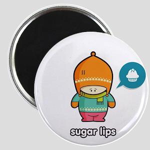 Sugar Lips ORA-PNK Magnet