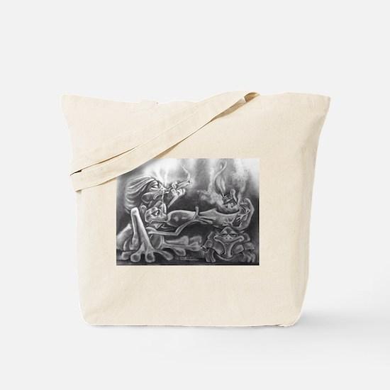 It takes a village Tote Bag