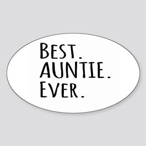 Best Auntie Ever Sticker