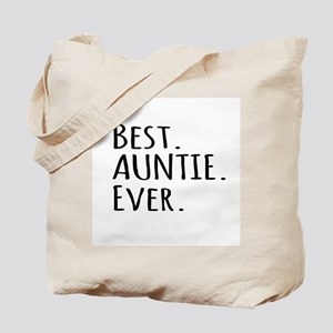 Best Auntie Ever Tote Bag