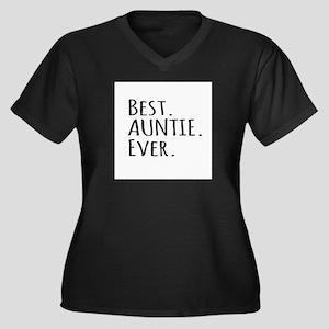 Best Auntie Ever Plus Size T-Shirt