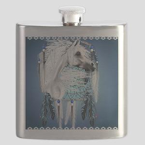 Leopard Appy Dream Catcher_pillow Flask