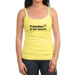 Palestine is for Gay Lovers Jr.Spaghetti Strap