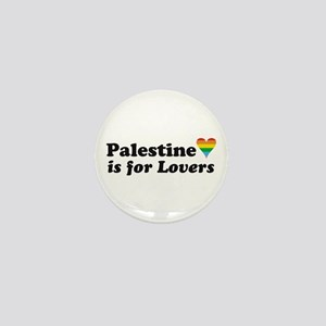 Palestine is for Gay Lovers Mini Button