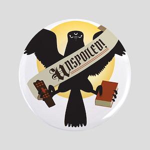ASOIAF Unspoiled! Crow 3.5&Amp;Quot; Button