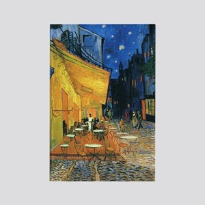 Van Gogh Cafe Terrace Rectangle Magnet