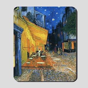 Van Gogh Cafe Terrace Mousepad