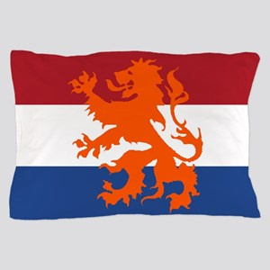 Holland Lion Flag Pillow Case