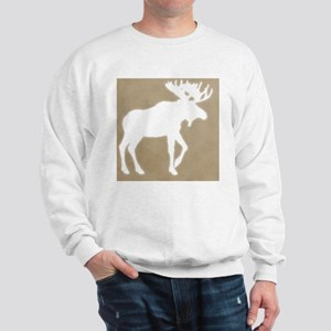 BigMooseOnSand Sweatshirt